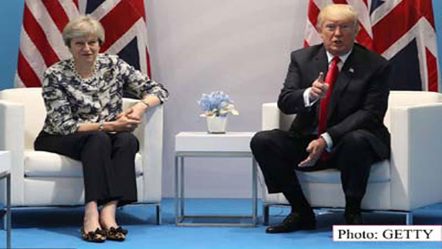 Trade deal with UK to be completed very quickly: Trump