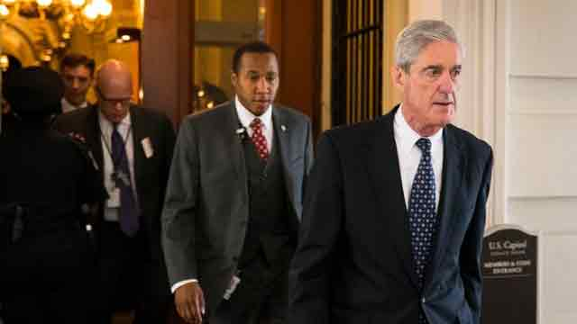 Mueller removed FBI agent from Russia probe for anti-Trump texts