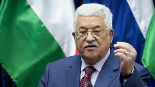 Palestine president warns US against Jerusalem recognition