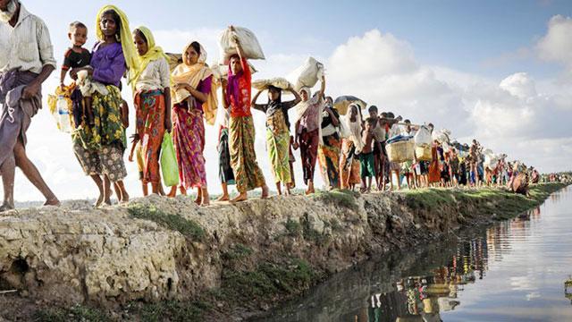 কোটি কোটি টাকার আশায় রোহিঙ্গাদের ফেরত পাঠাচ্ছে না বাংলাদেশ!
