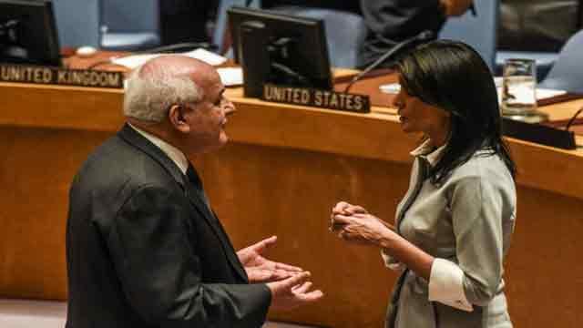 UN Security Council begins meeting on Donald Trump's Jerusalem decision
