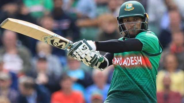 Shakib carries Bangladesh to series win over Zimbabwe