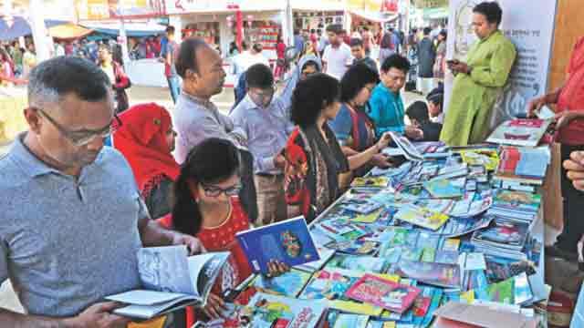 Ekushey book fair to begin Feb 2