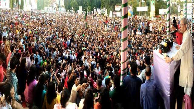 BNP rolls 7-point charter, release of Khaleda Zia top agenda