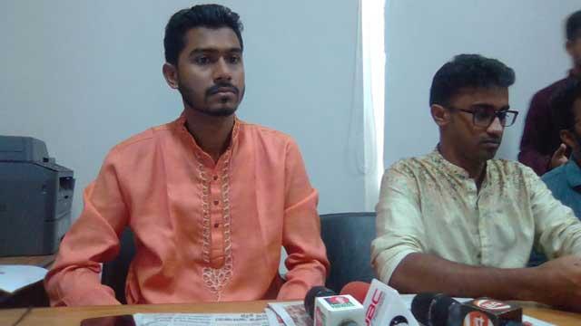 রাব্বানী পদত্যাগ না করলে ব্যবস্থা : ভিপি নুর