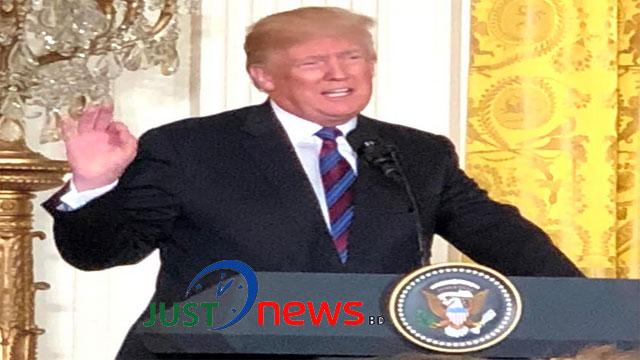 Trump calls India-Pakistan standoff 'very dangerous'