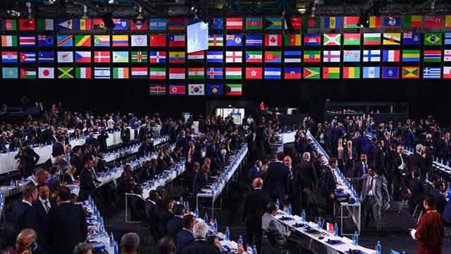 যুক্তরাষ্ট্র, কানাডা ও মেক্সিকোর যৌথ আয়োজনে ২০২৬ বিশ্বকাপ