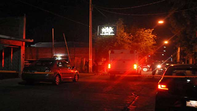 15 killed in a nightclub shooting in Mexico state