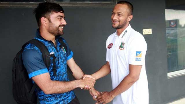 আজ বাংলাদেশ আফগানিস্তান টেস্ট শুরু