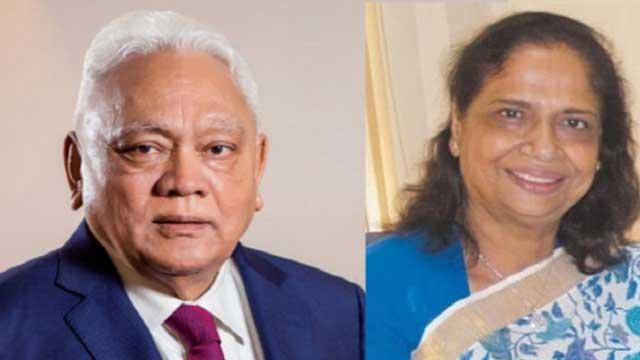 সৈয়দ মঞ্জুর এলাহী ও তার স্ত্রী করোনায় আক্রান্ত
