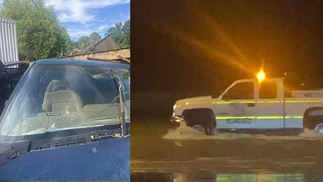 Nine children among 10 killed in Alabama crash