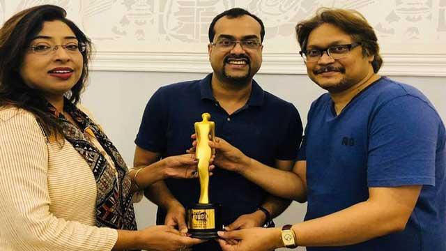 সেরা আধুনিক বাংলা গানের পুরস্কার জিতেছে জুলফিকার রাসেলের গান