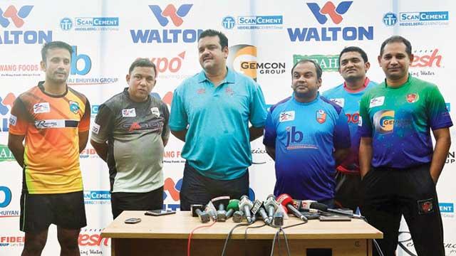 বাংলাদেশেই ১০০ বলের ক্রিকেট!