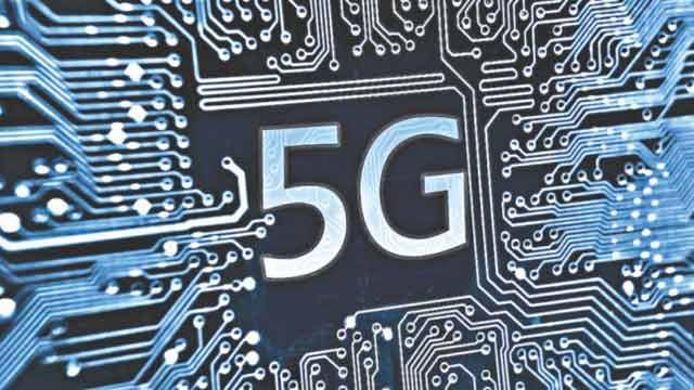 5G test run in July