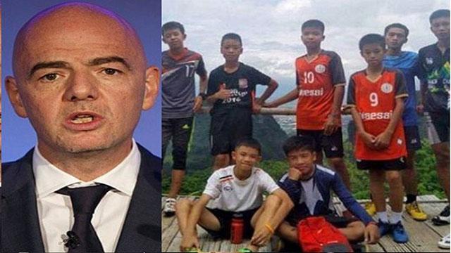 বিশ্বকাপ ফাইনালে থাই ফুটবলারদের জন্য ১৩ আসন বরাদ্দ