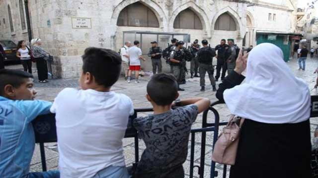 আল-আকসা মসজিদ প্রাঙ্গন বন্ধ করে দিল ইসরায়েল