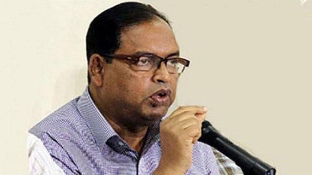 কাল থেকেই জালিম সরকারের বিরুদ্ধে লড়াই শুরু: শামসুজ্জামান দুদু