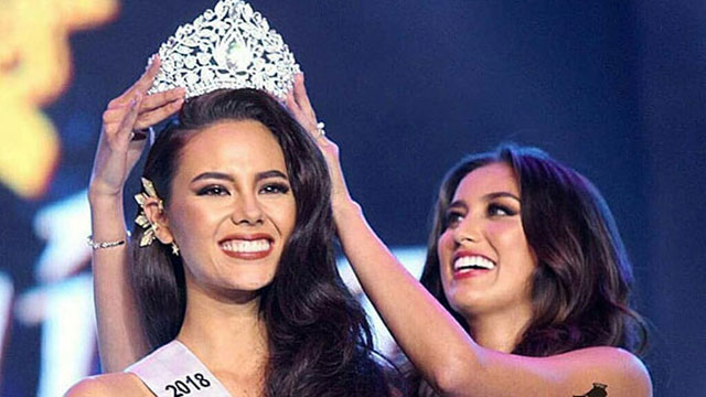 Miss Philippines Catriona Gray crowned Miss Universe