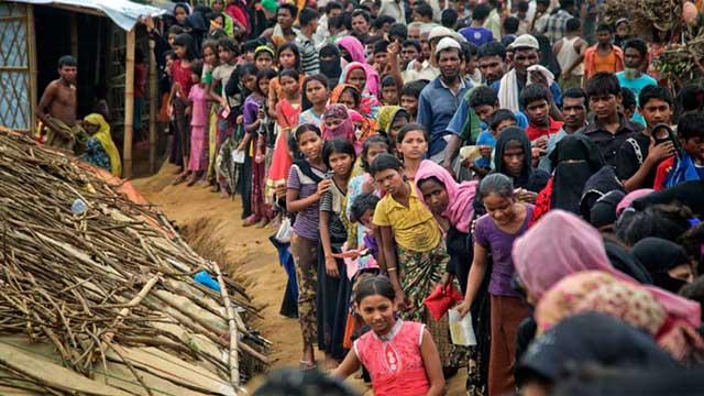 রোহিঙ্গাদের জন্য ১৪০০ কোটি টাকা দিল বিশ্বব্যাংক