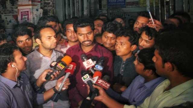 VP-elect Nur now demands fresh Ducsu polls
