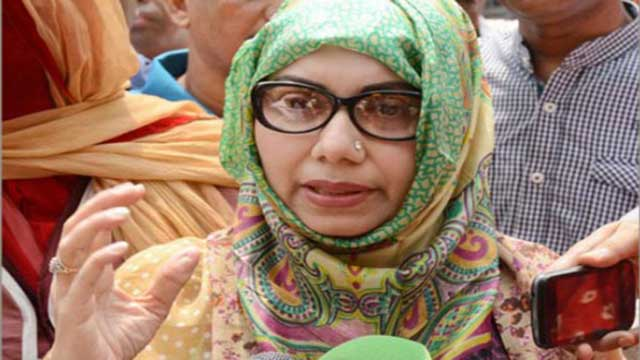 খালেদা জিয়া মুক্ত না হওয়া পর্যন্ত আন্দোলন: আফরোজা আব্বাস