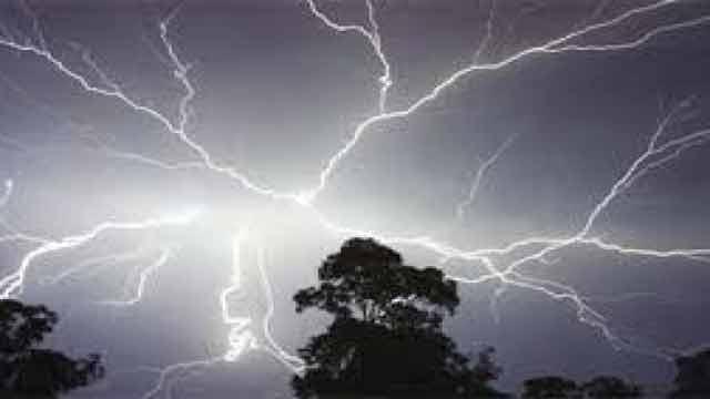 রাজনগরের চা বাগানে বজ্রপাতে ১২ চা শ্রমিক আহত