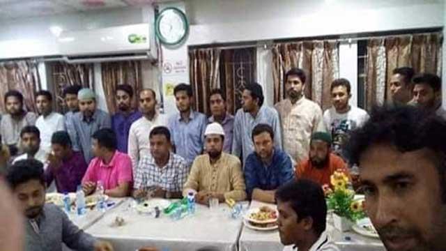 খালেদা জিয়ার সুস্থতা কামনায় কবি নজরুল কলেজ ছাত্রদলের দোয়া মাহফিল অনুষ্ঠিত