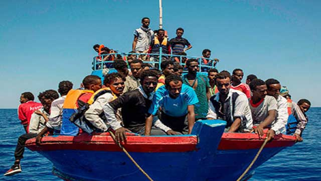 তিউনিশিয়া উপকূলে ৬৪ বাংলাদেশিসহ ৭৫ অভিবাসী আটকা পড়েছেন