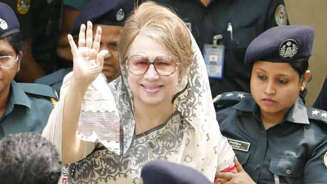 বেগম খালেদা জিয়ার ৭৫তম জন্মদিন আজ