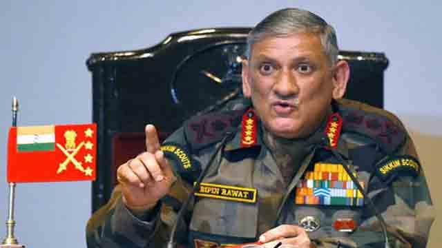 'আজাদ কাশ্মীর দখলে প্রস্তুত ভারতীয় সেনারা'