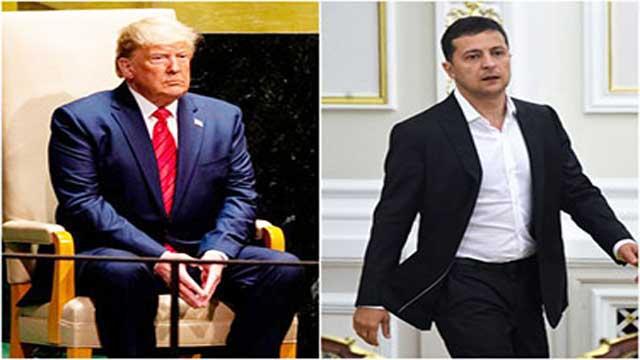 বাইডেন-ইউক্রেন-ট্রাম্প: আমেরিকায় নতুন রাজনৈতিক বিতর্ক