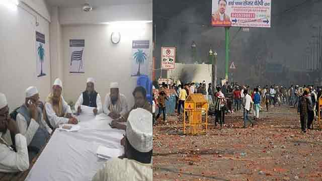 দিল্লিতে মুসলিম হত্যাযজ্ঞের প্রতিবাদে আজ বিক্ষোভ করবে ইসলামি দলগুলো