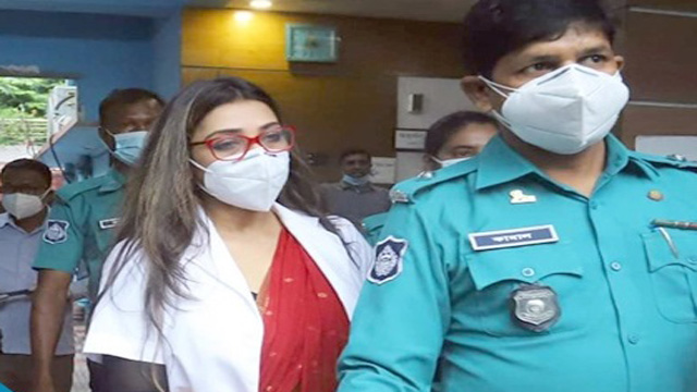 Police to produce Dr Sabrina before court Monday