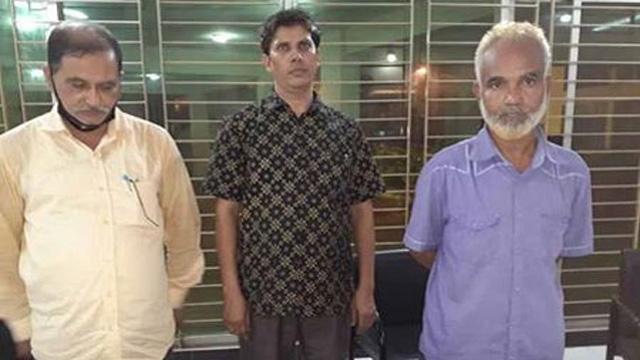 ৪২ লাখ টাকা ঘুষসহ চট্টগ্রাম বন্দরের ৩ কর্মচারী আটক