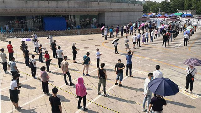 চীনে প্রতিদিন ৪৮ লাখ টেস্ট, ফল মিলছে আধা ঘন্টায়
