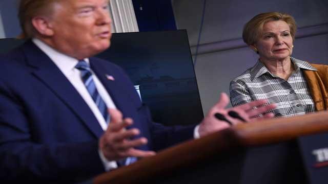 Trump Again Speaks In Favor Of Anti-Malaria Drug As Coronavirus Treatment