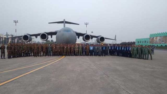 122 Bangladesh Armed Forces personnel to participate in India's Republic Day parade