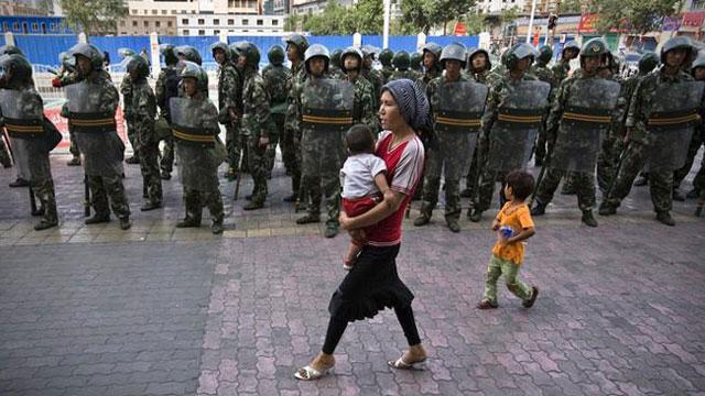 চীন মুসলমানদের মুছে ফেলতে চাইছে: অ্যামনেস্টি