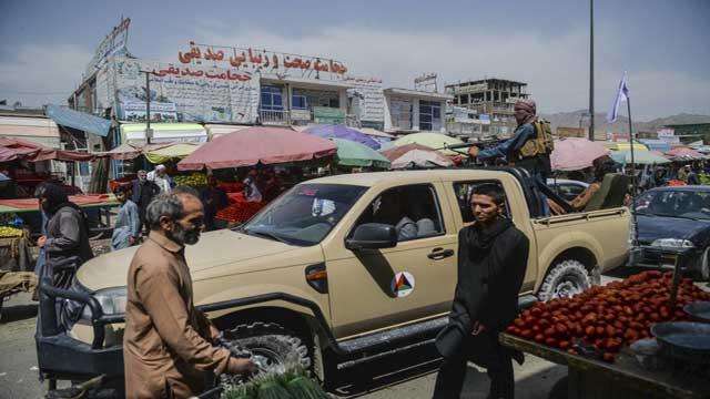 Taliban visit door-to-door asking fearful Afghans to work
