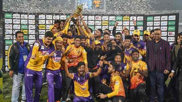 Rajshahi Royals lift BPL crown