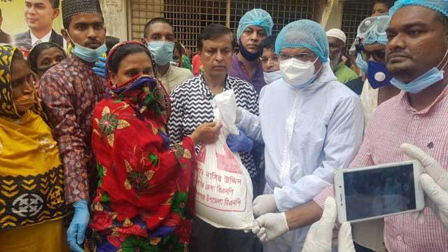 লকডাউন শিথিল করে সরকার ভুল পথে হাঁটছে: রিজভী আহমেদ