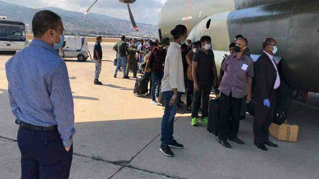 73 Bangladesh citizens to return home from Beirut Wednesday
