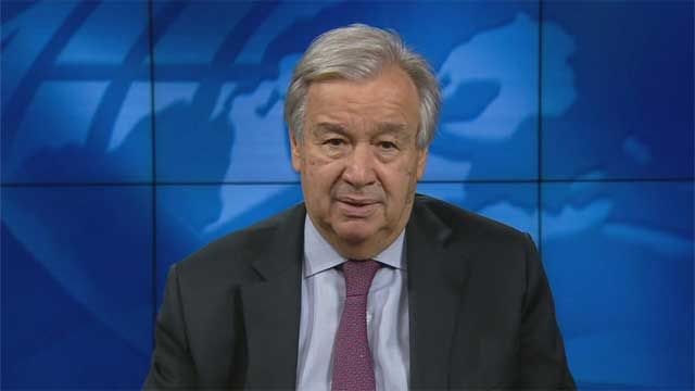 Pandemic toll is 'mind-numbing figure': UN chief