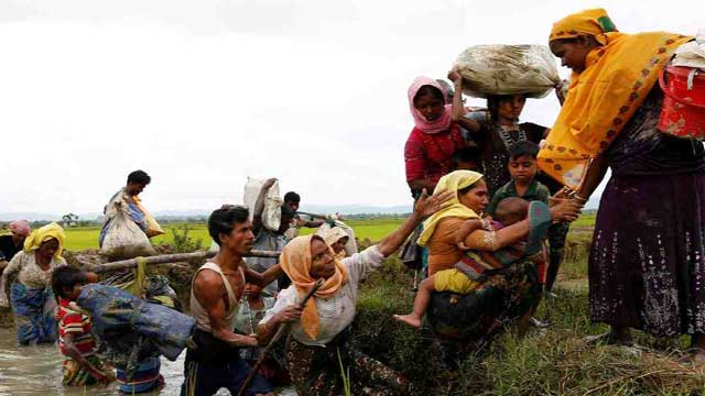 Rohingya Crisis: India invited to join Oct 22 donor conf