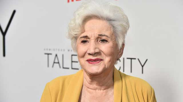 Oscar-winning actress Olympia Dukakis dies
