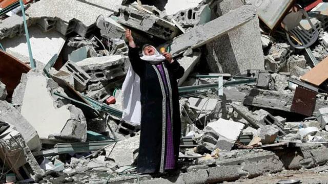 প্রকৃতির আইনেই 'অবসানের পথে' ইসরাইলি দখলদারিত্ব