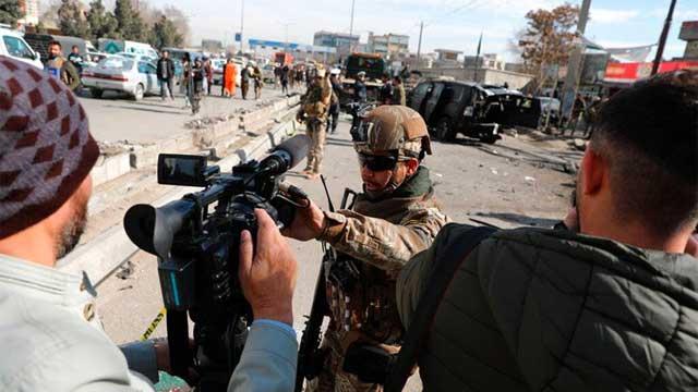 তালেবানের পুনরুত্থানের পর আফগানিস্তানে ১৫৩ গণমাধ্যম বন্ধ