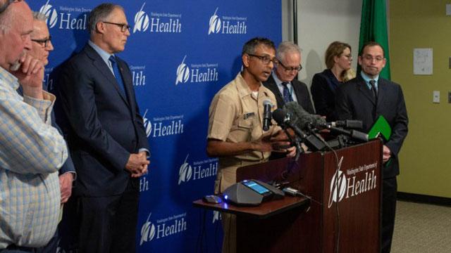 US, Hong Kong confirm first cases of coronavirus