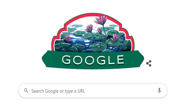 Google Doodle celebrates Bangladesh's 50th Independence Day