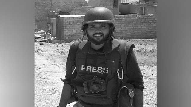 Reuters Pulitzer Prize-winning photographer killed in Afghanistan